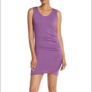 Free Press Ruched Tank Fitted Dress Nordstrom - S